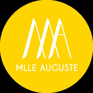 logo de la marque Mlle Auguste